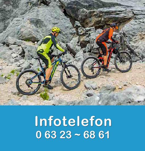 E Bikes von Zweirad Jung in Venningen